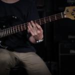 The ESP LTD AP-402 Bass's classic look belies its versatility.