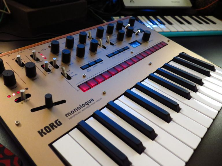 Using the Korg Monologue (Or Other Hardware Synths) With Logic Pro X