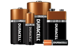 Consumer batteries are not well suited to professional portable PA system use.
