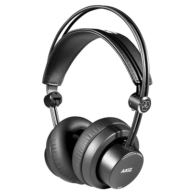 AKG K127 Closed-Back Foldable Headphones