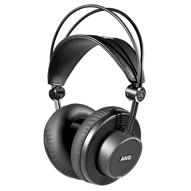 AKG K245 Open-Back Foldable Headphones