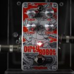The Digitech Dirty Robot. Chunky, funky, and versatile.
