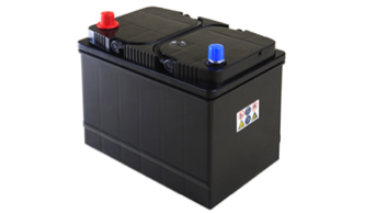 A Lead Acid Battery, usually found in your car.