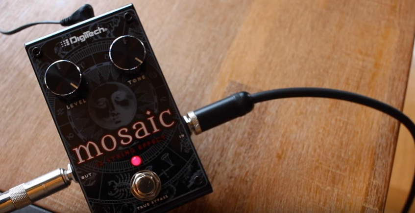 TIMMKV Reviews The DigiTech Mosaic Pedal