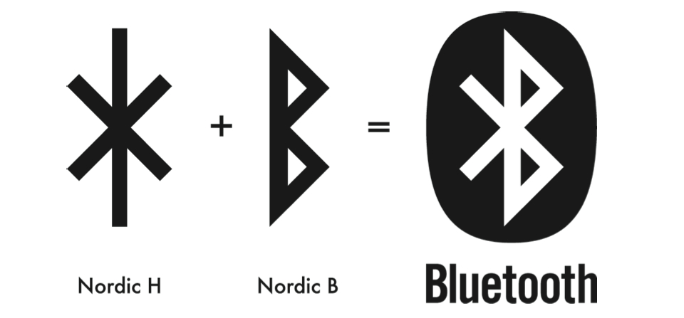 The Origin of the Bluetooth Logo