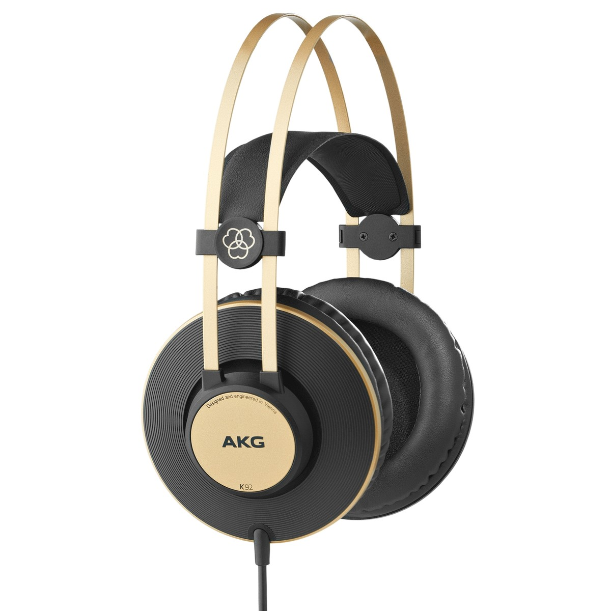 The AKG K92's are an excellent entry level pair of headphones for podcasting