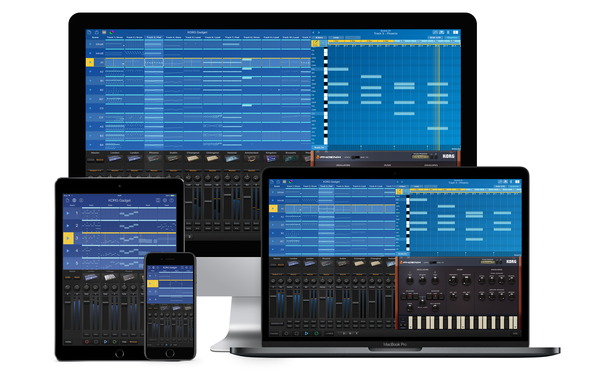Korg Gadget For Mac OS Now Available