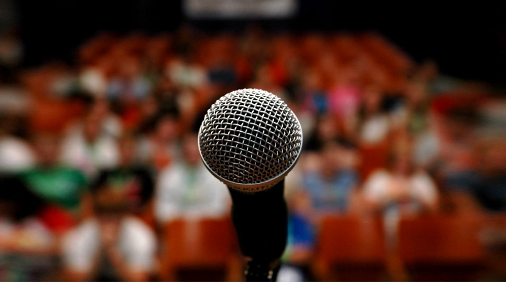 Microphones are a common source of audio feedback.