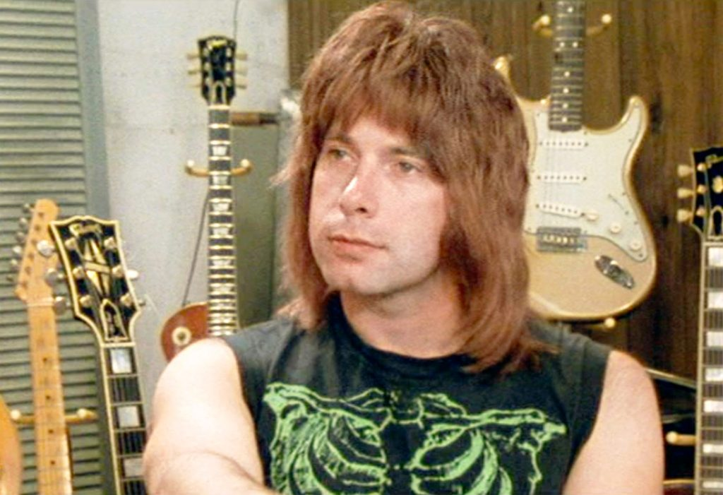 Don't get caught out with your wireless system like Nigel Tufnel.