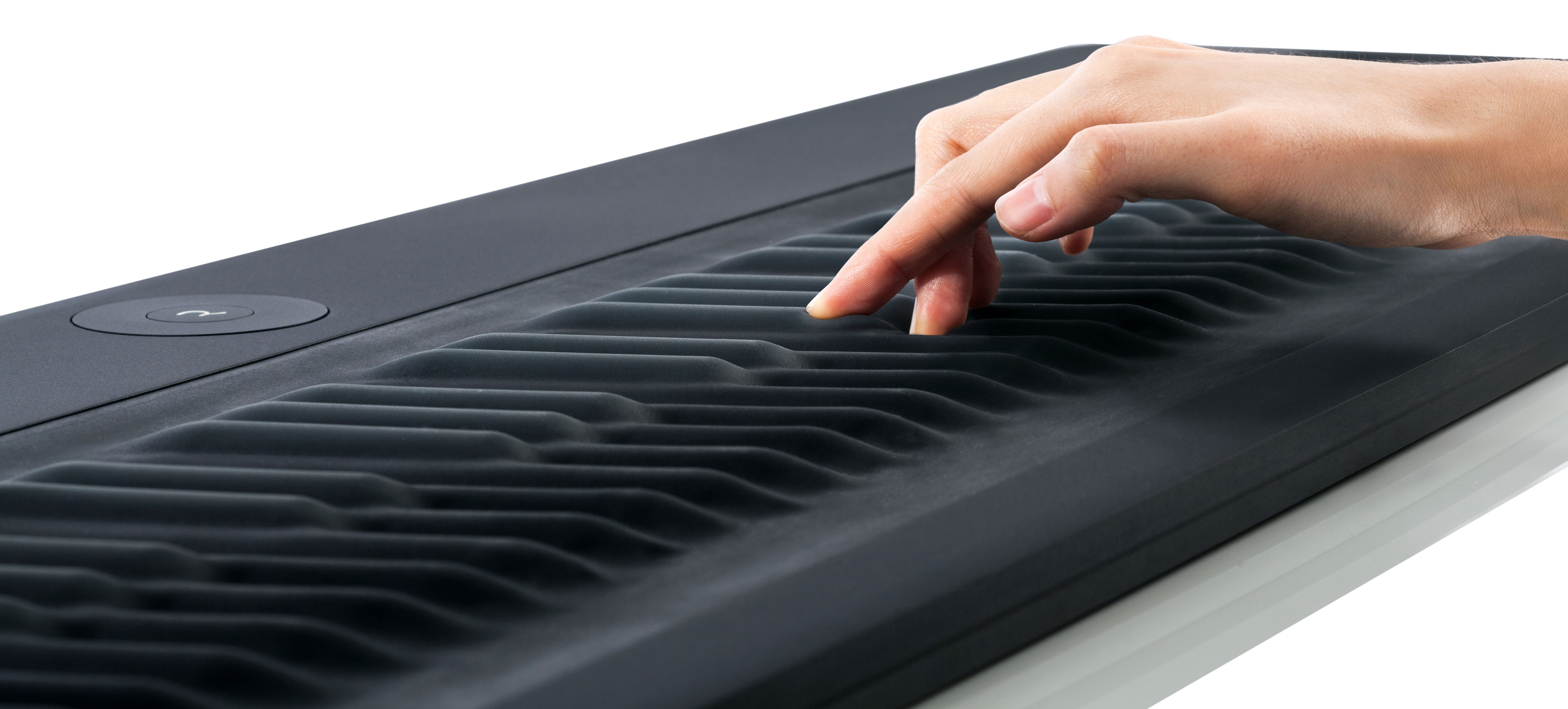 The Roli Seaboard Grand Stage features MPE technology for expressive performances
