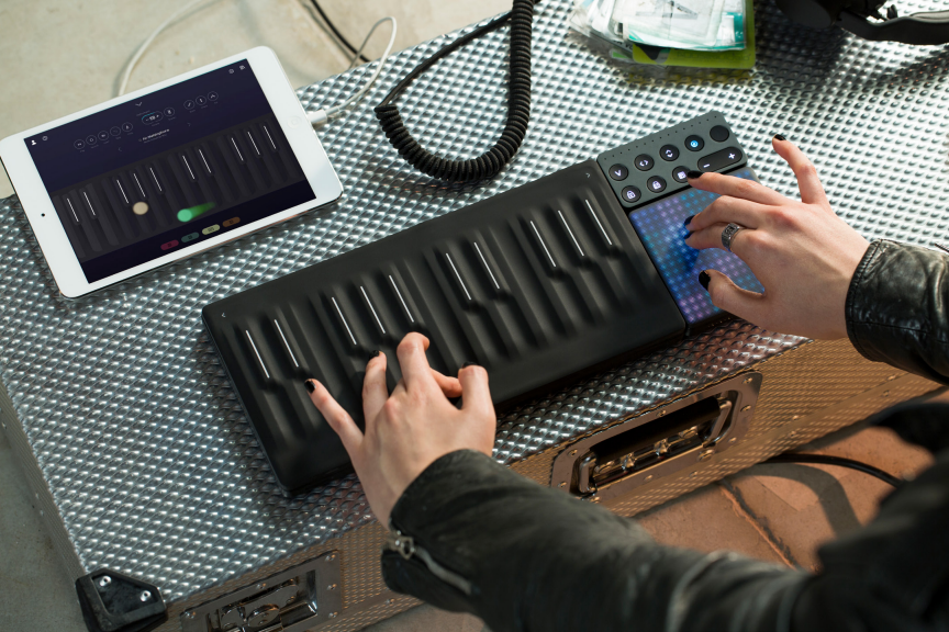 Roli Adds Seaboard Block To Blocks Range