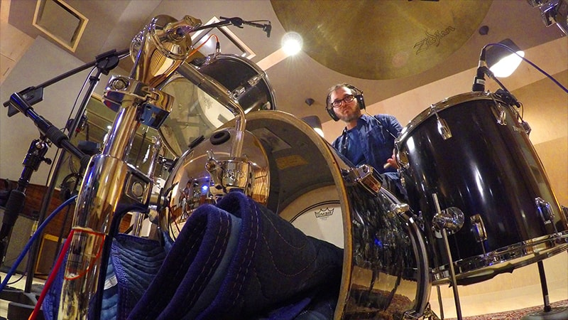 Joey Waronker & UAD Apollo: Watch, Read, And Learn