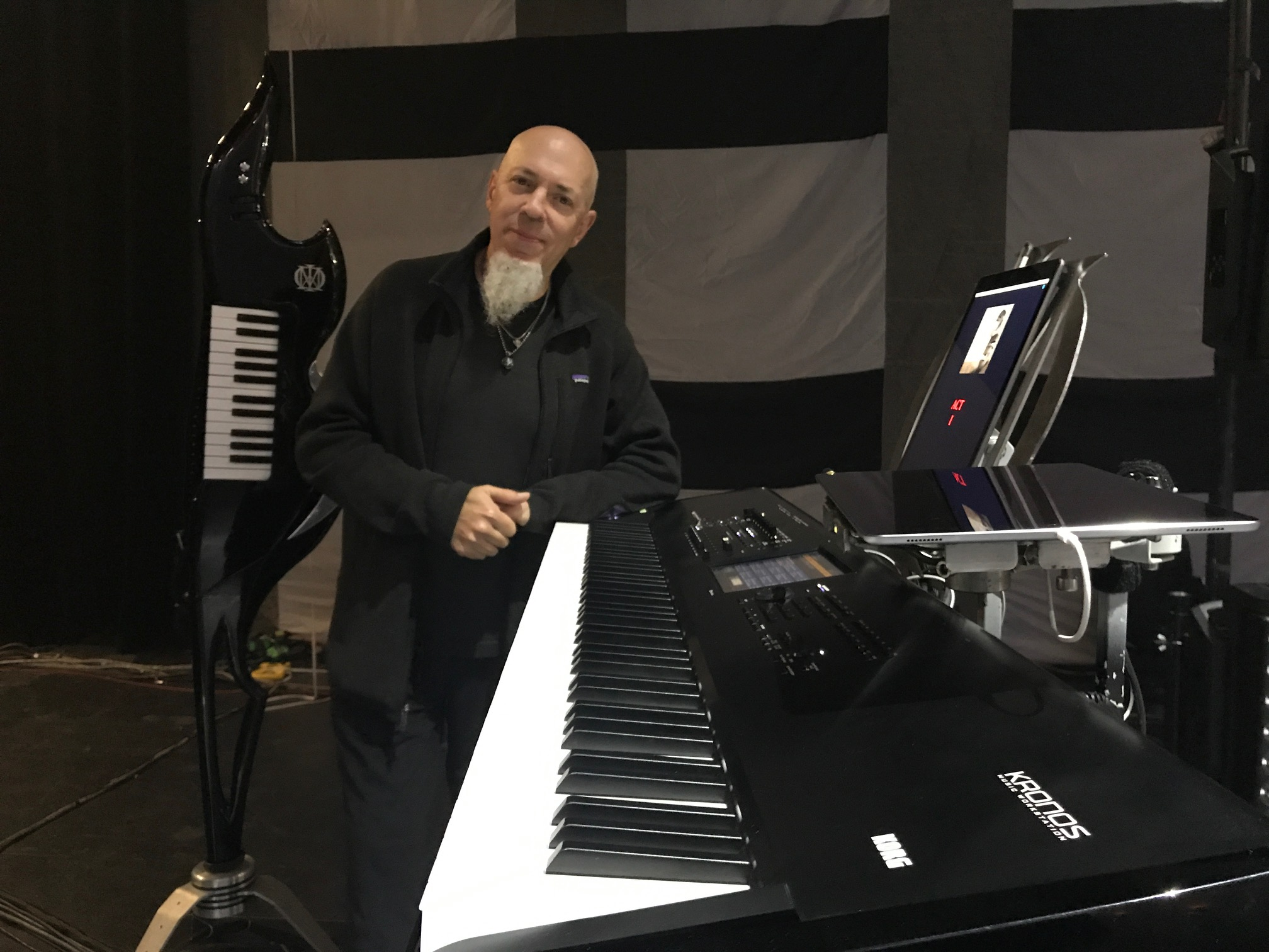 An evening with Jordan Rudess