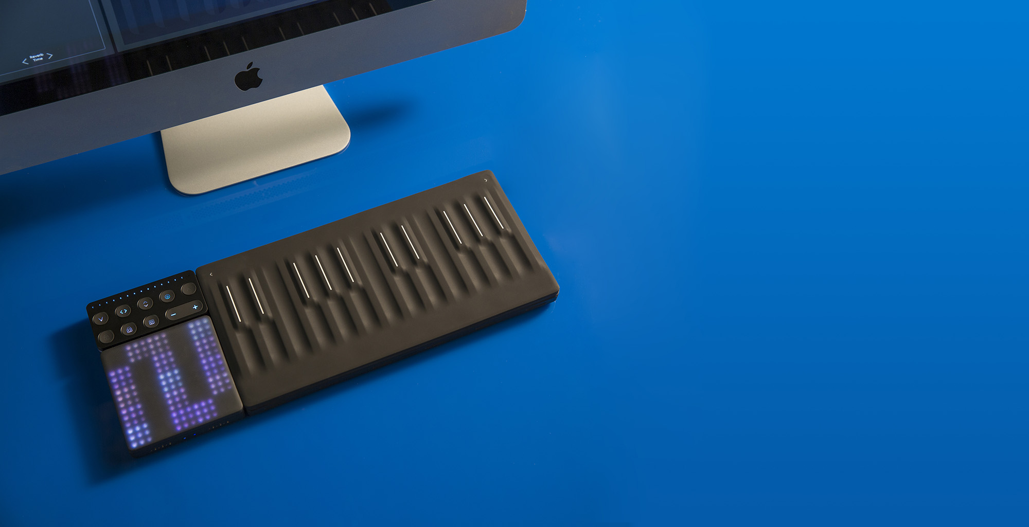 Roli's Seaboard Block has Officially Landed in Australia