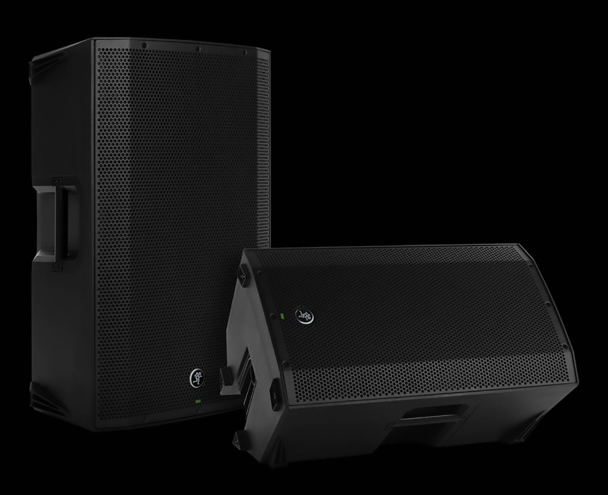 "Mackie: The New ""Thump"" Powered Loudspeaker Range"
