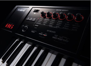 Roland FA-06 Workstation Synthesizer