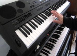 Casio WK-7500 Arranger Keyboard