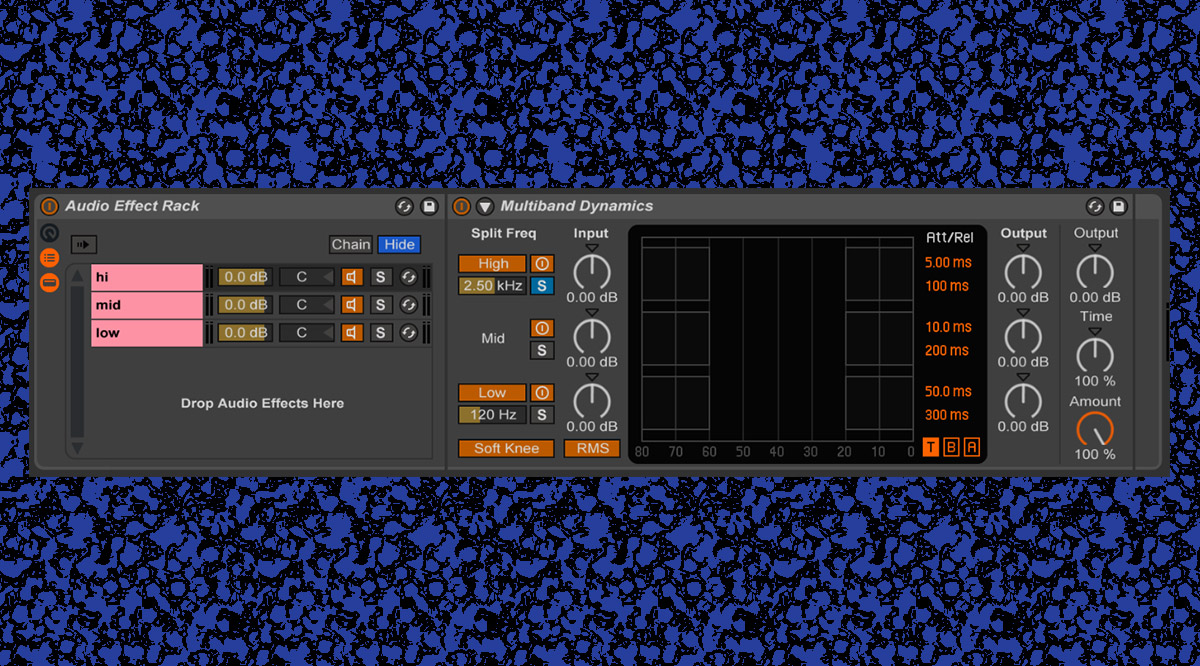Ableton Live Quick Tip: Split Your Audio Into 3 Frequency Bands with Multiband Dynamics