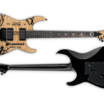 ESP Guitars Announce LTD Kirk Hammett Signature Series Ouija Natural