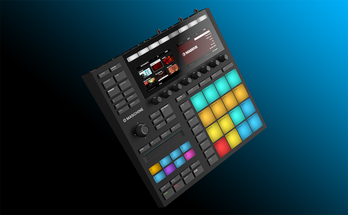Maschine MK3 is Available From Today! Here's Our First Impressions