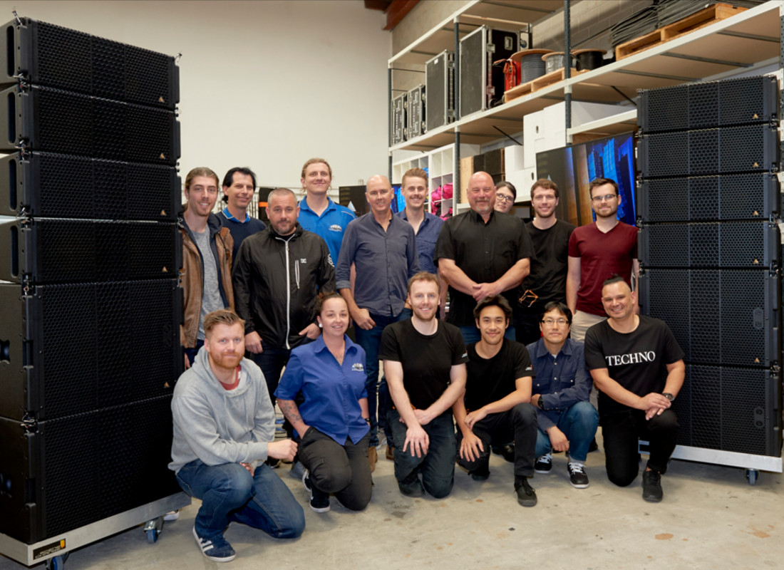 Adamson Delivers Inaugural Applied Certification Training in Australia