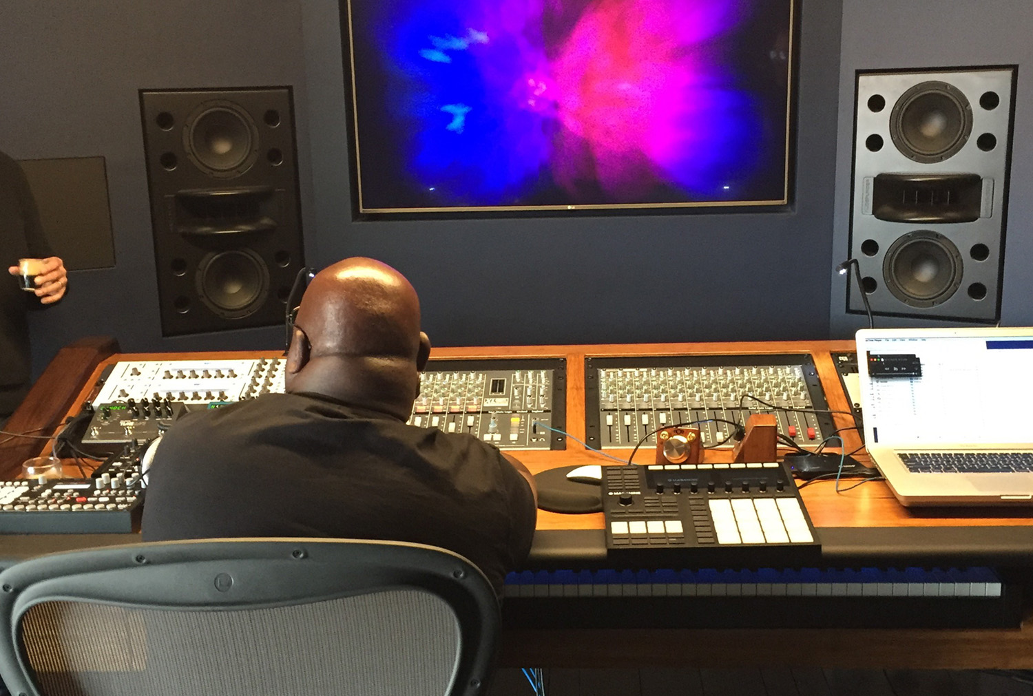 In The Studio: Having a Chat with Carl Cox