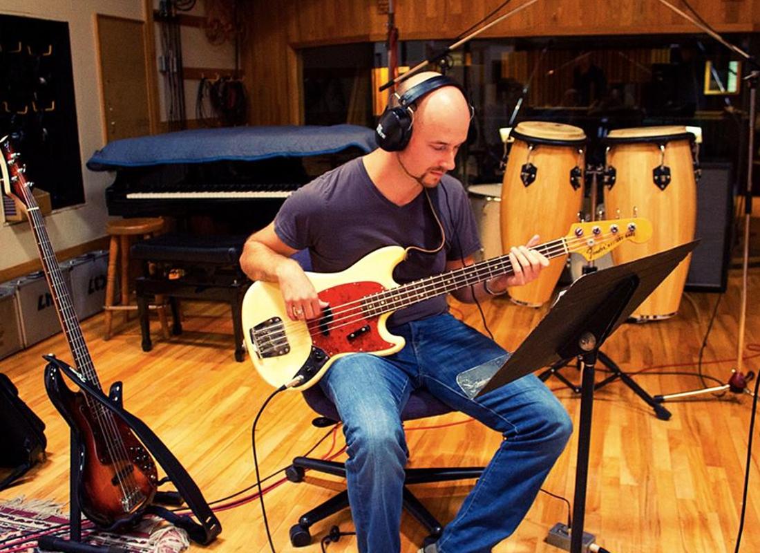 Player Profile: Craig Strain – Bass Lessons Melbourne