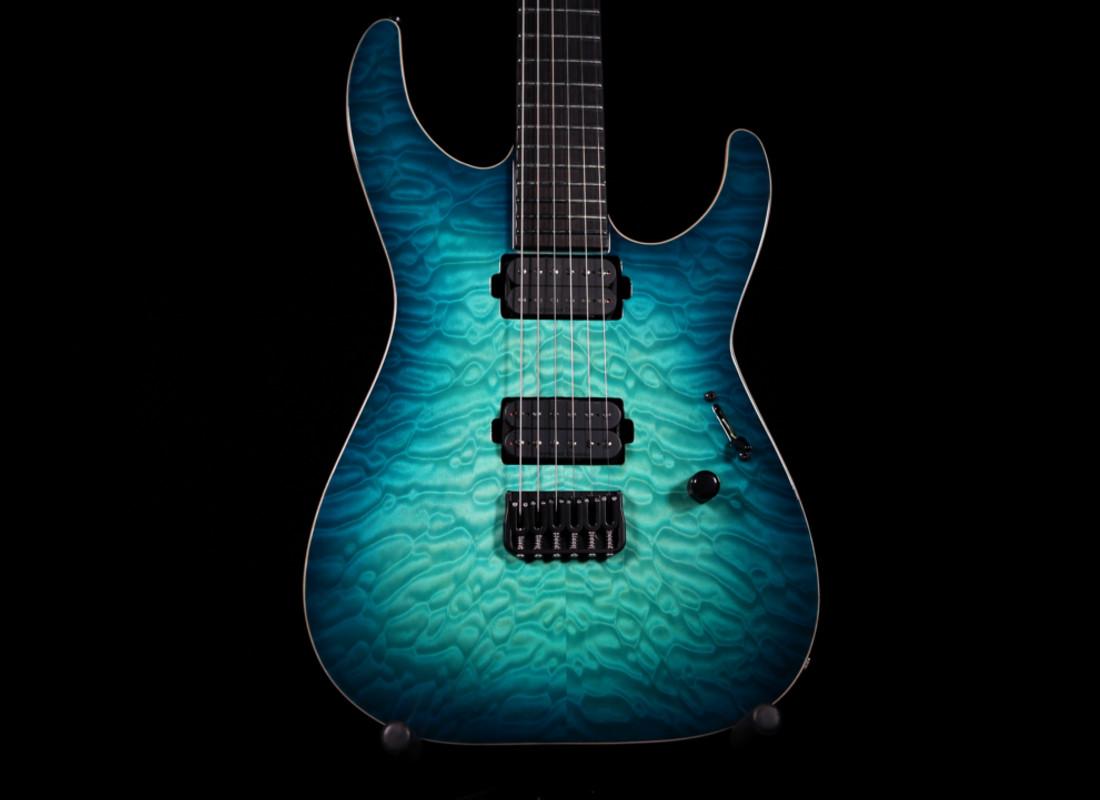 ESP Australia Release Limited Edition E-II Guitar