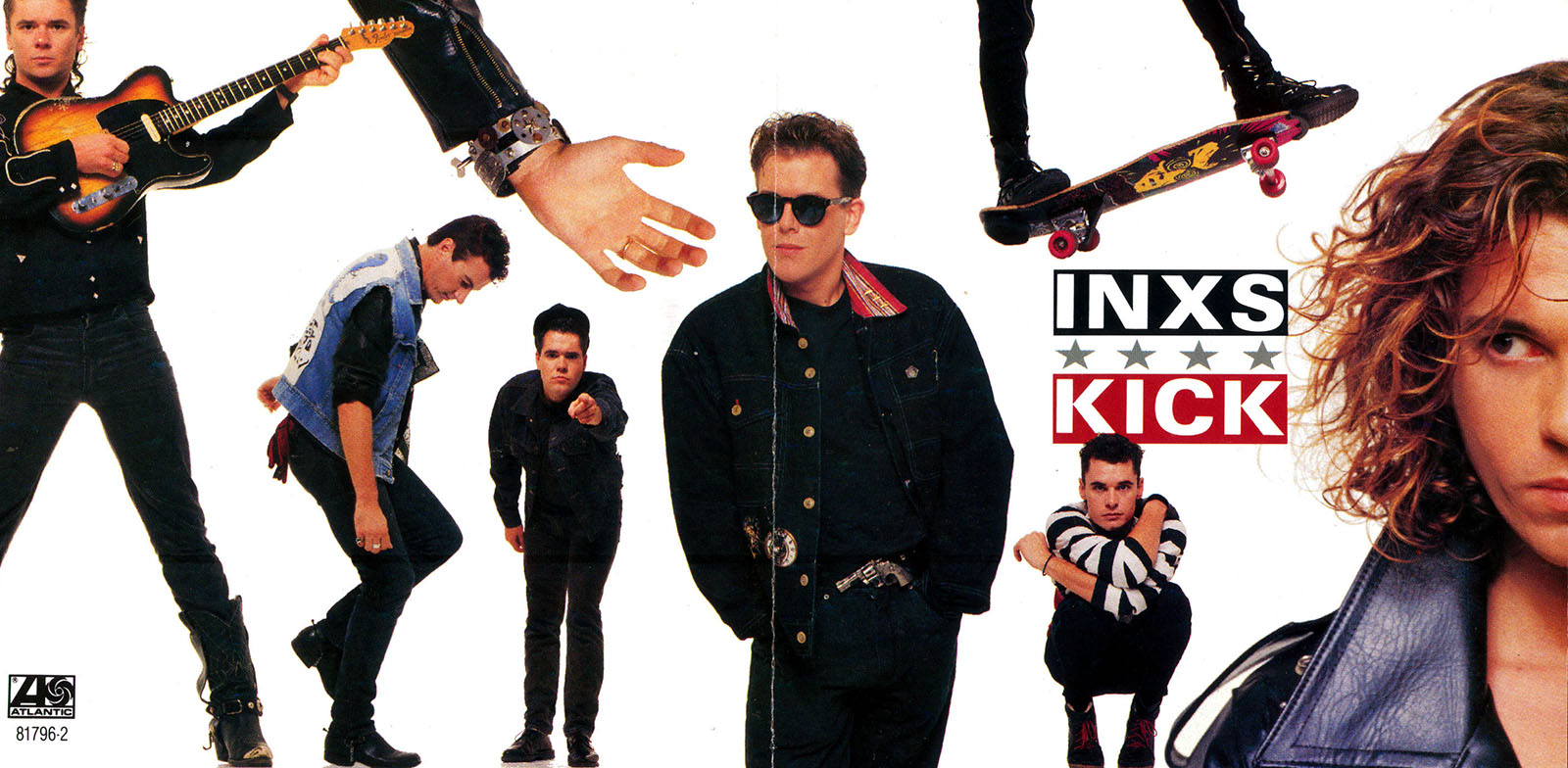 Sound of the '80s: The INXS 'Kick' Guitar Tone 30 Years On