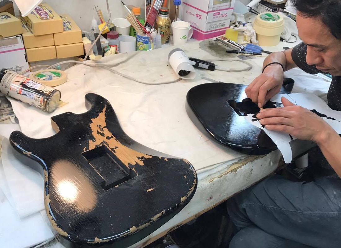 The Japanese Guitar Renaissance