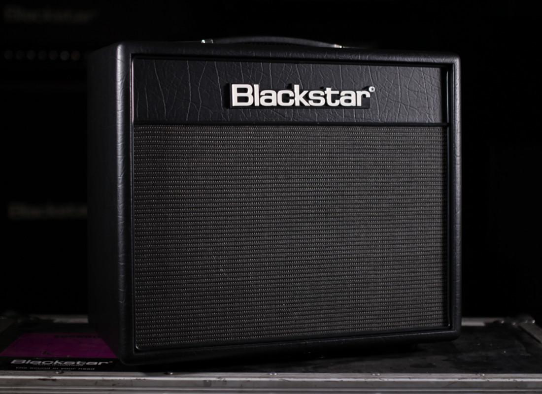 Blackstar announce their 10th Anniversary 10 watt valve amplifier range