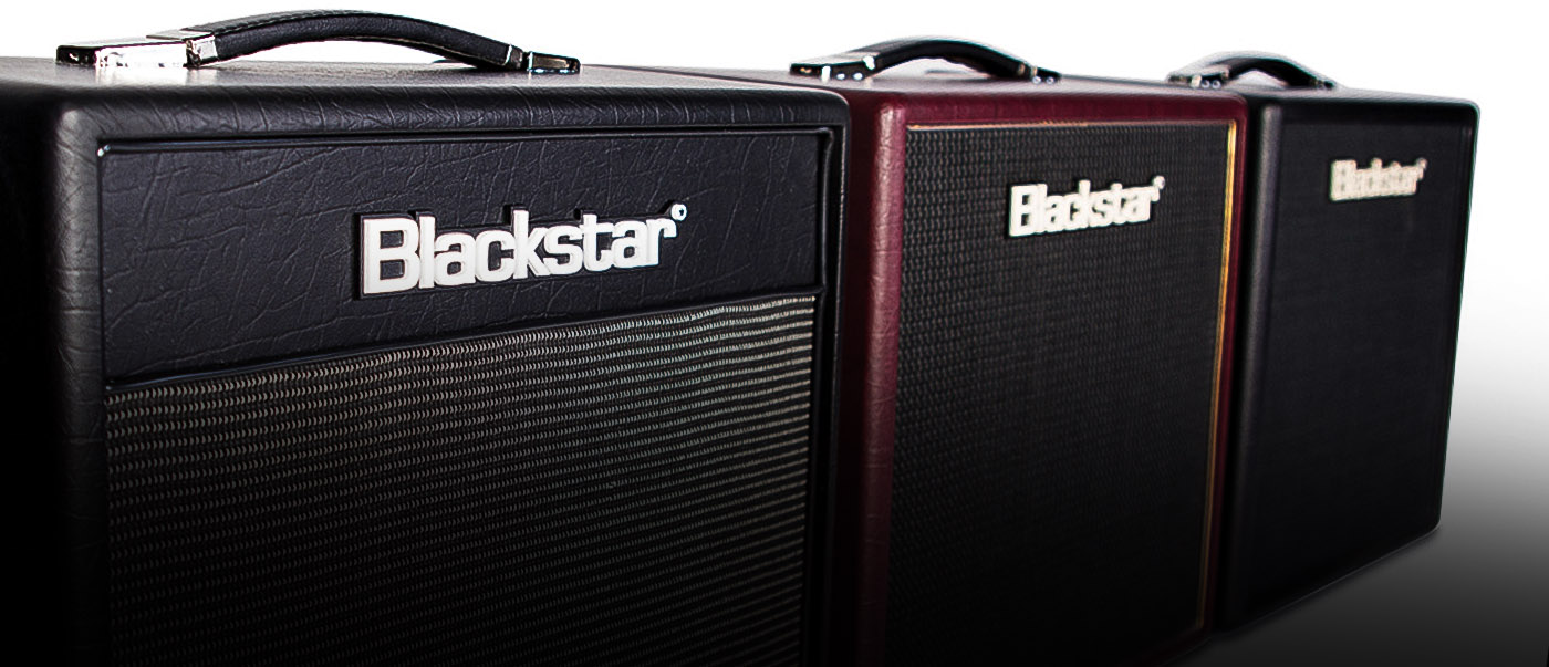 Blackstar Announce their 10th Anniversary 10 watt Valve Amplifier Range