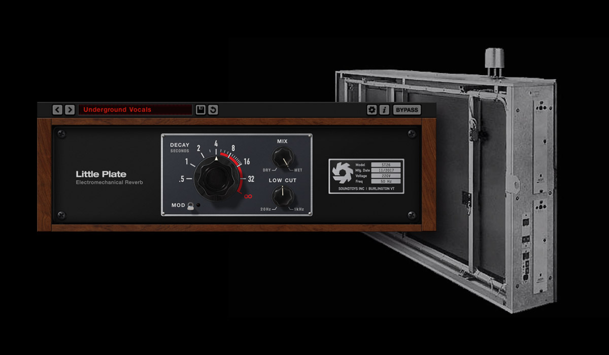 Soundtoys Giveaway Vintage Plate Reverb Plug-In