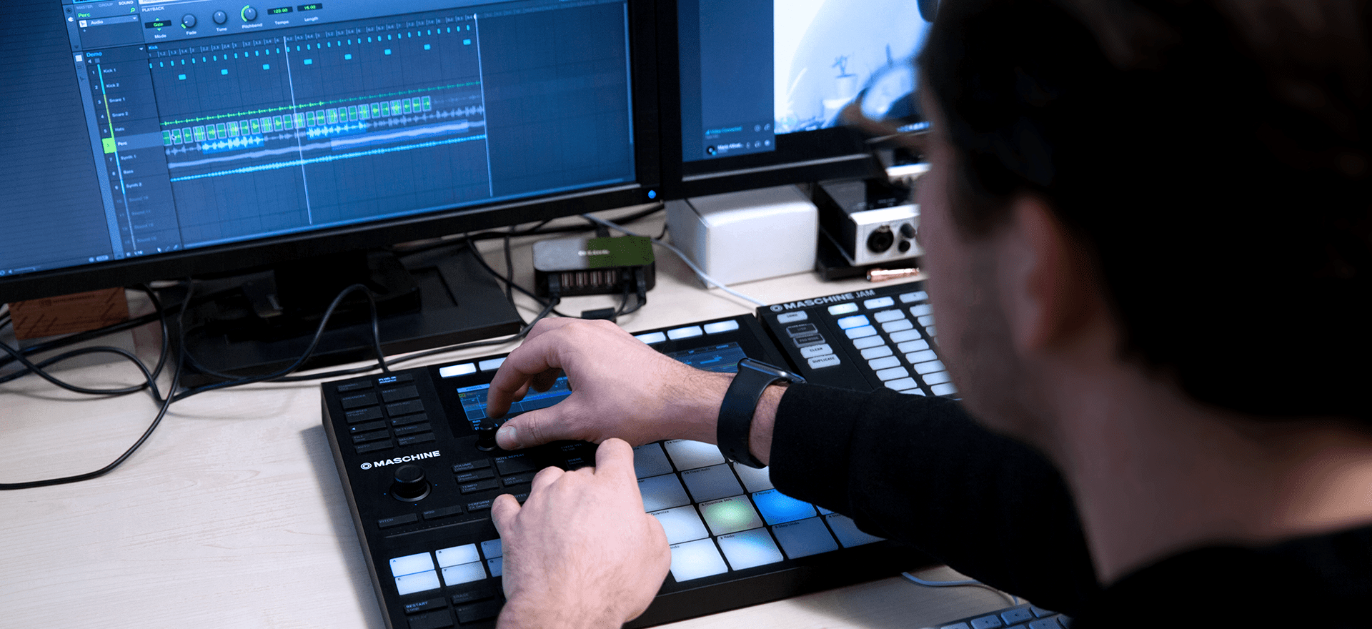 Native Instruments Tease New Features Coming in Maschine 2.7
