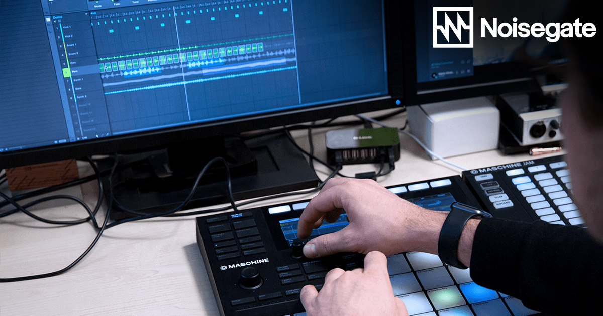 MASCHINE 2.7 Software Update has Arrived