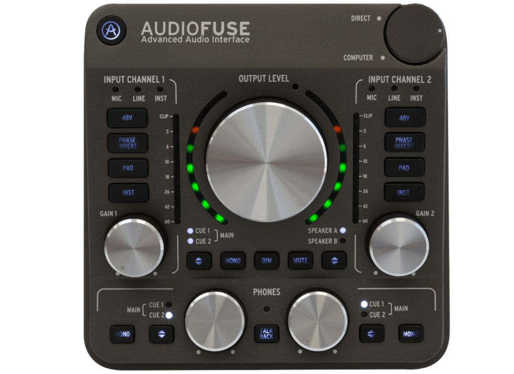 ARTURIA Audiofuse Review: Is this the ultimate portable audio interface?