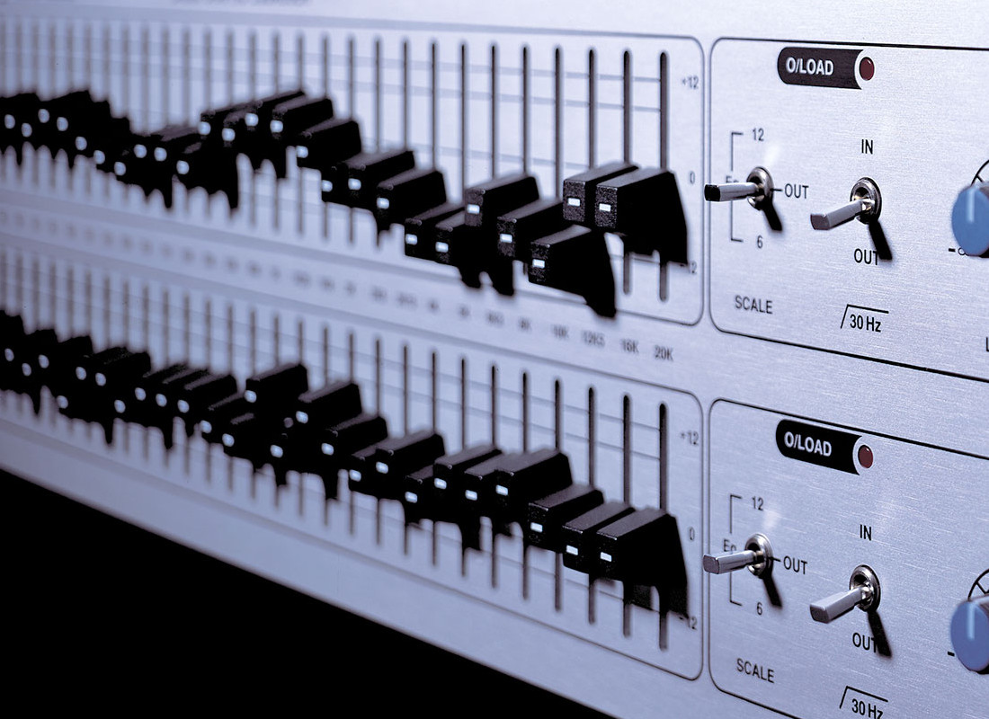 The Graphic Equalizer is your Best Friend for a Monitor Mix
