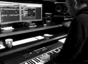 In The Studio: At Samplify Studios with Davide Carbone