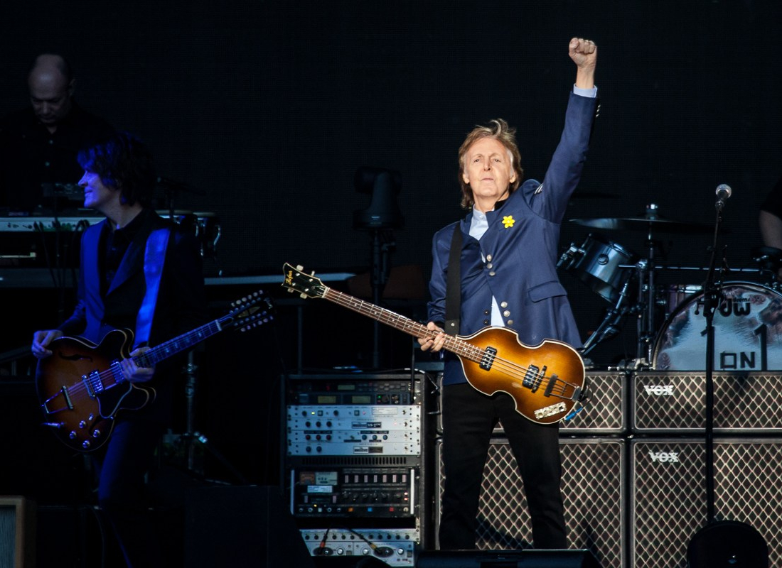 An Evening with Paul McCartney in Melbourne