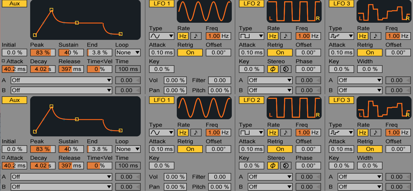 Synthesiser Basics: Part 3 – Envelopes and LFOs