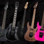 ESP Guitars: NEW 2018 LTD Model Preview