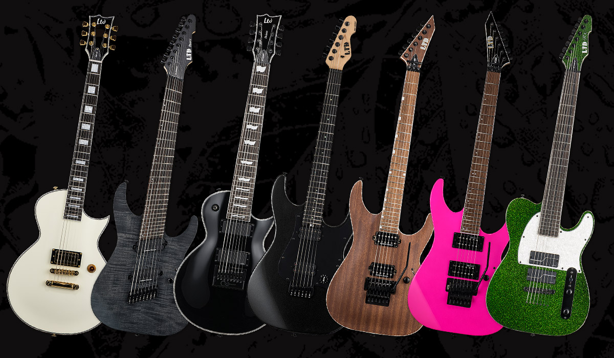 ESP Guitars: NEW 2018 LTD Model Preview