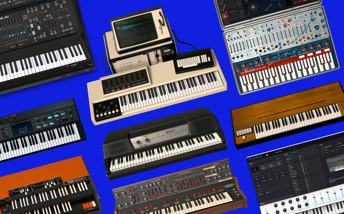 Arturia Announce Improved & Expanded V Collection 6