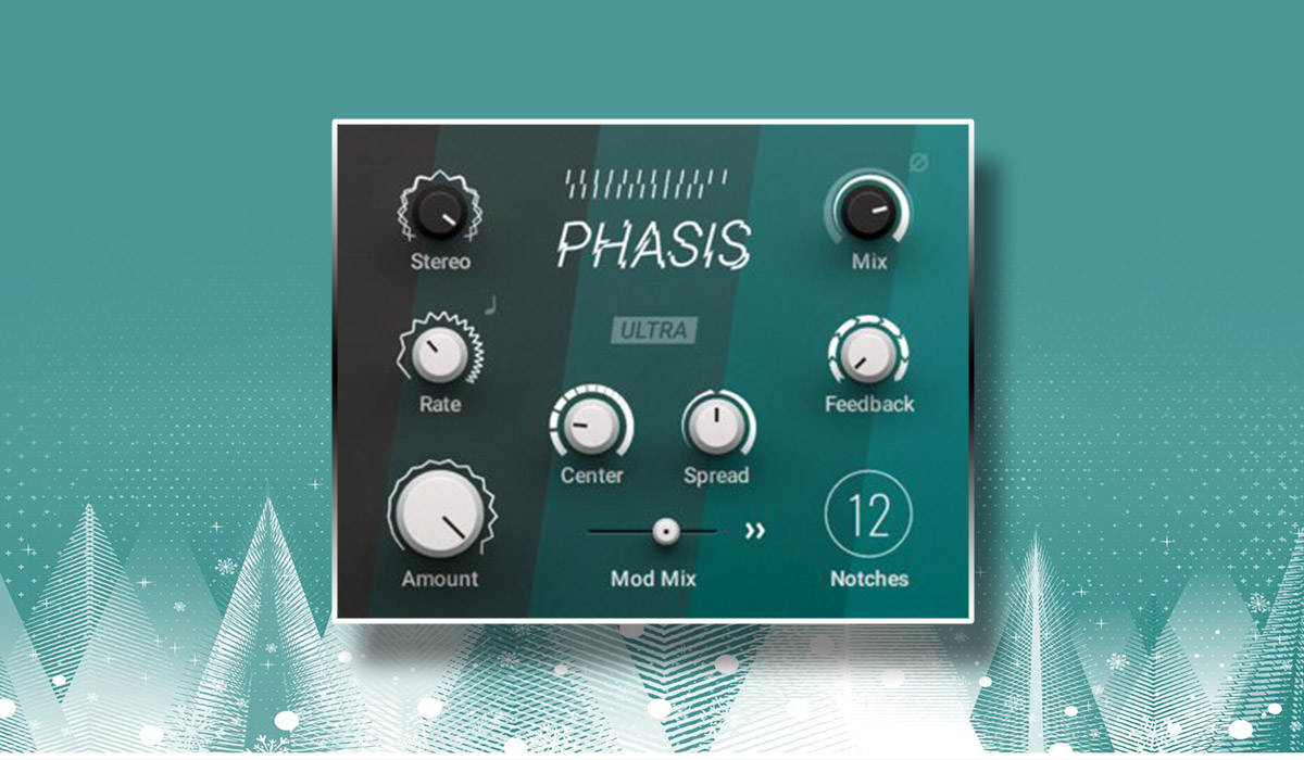 Native Instruments release FREE 'Phasis' plug-in