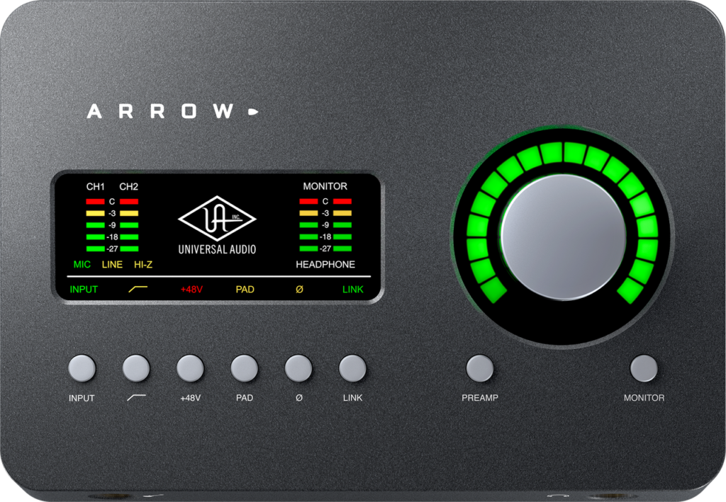 NAMM 2018: Universal Audio Unveil UA Arrow, Demo Ox Box
