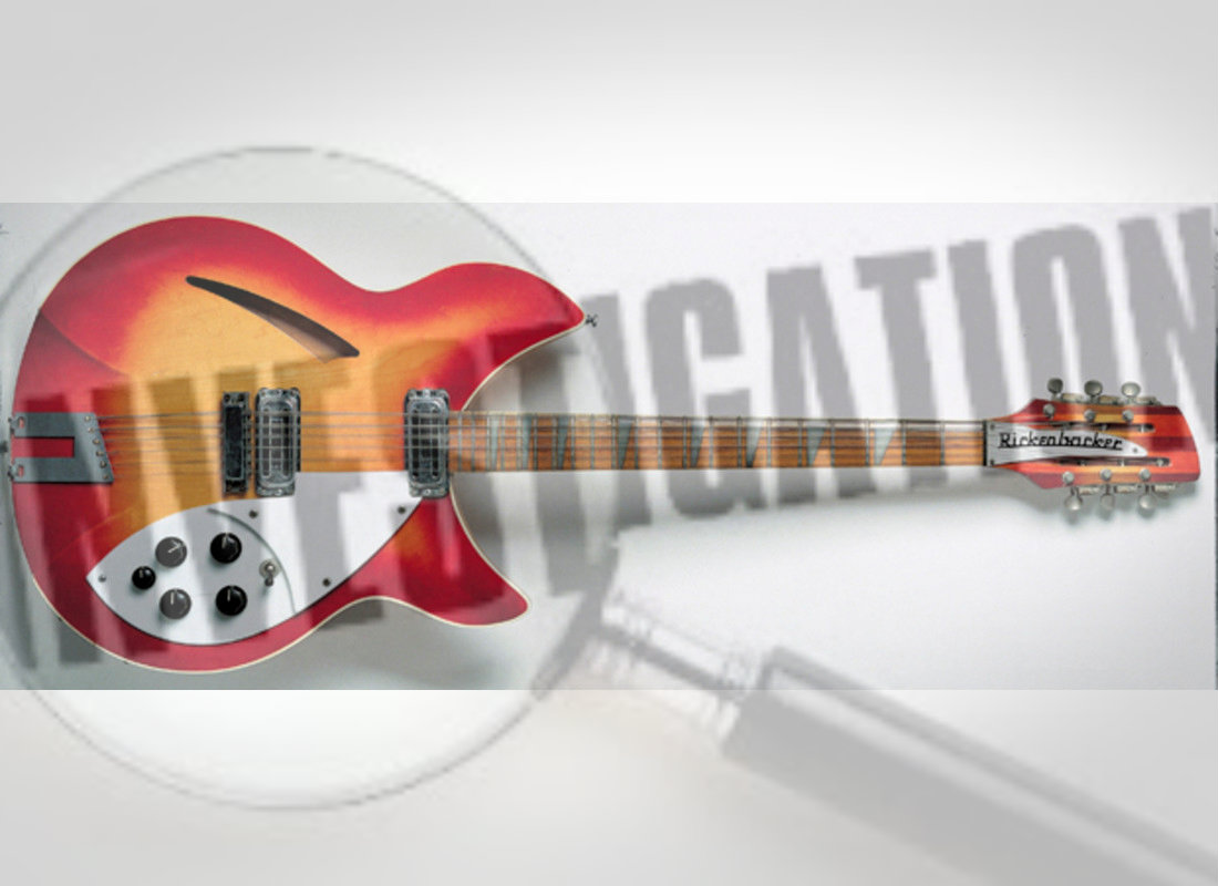 Famous Stolen Guitars: Yet to be Recovered