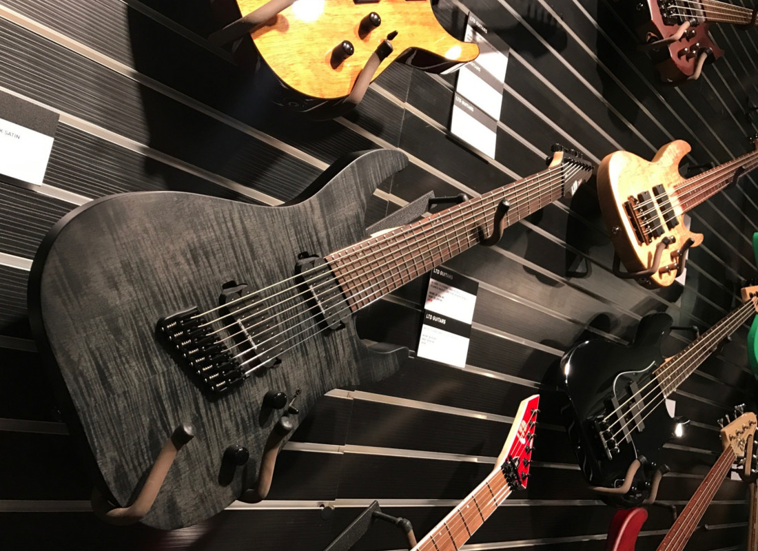 Namm 2018 Roundup: Guitars & Bass