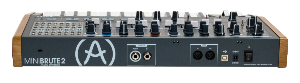 Arturia Announce the Minibrute 2 with more new products to come