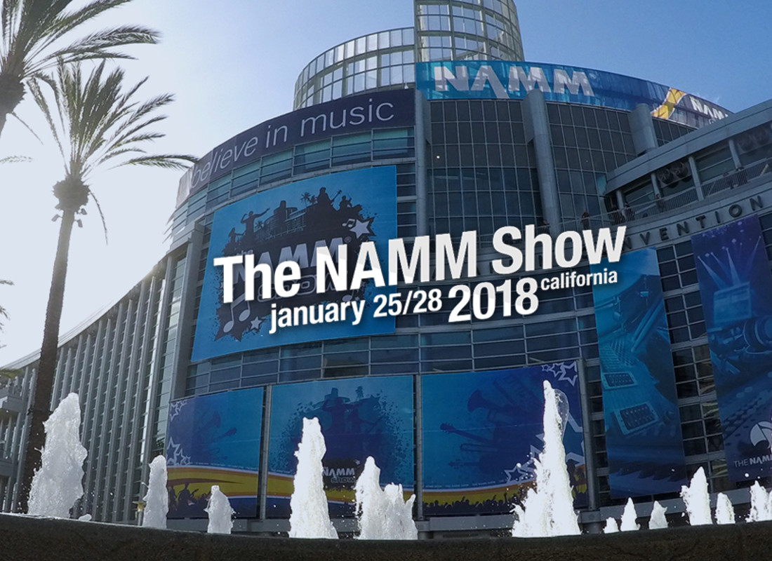 NAMM 2018: New Guitar Previews & Releases