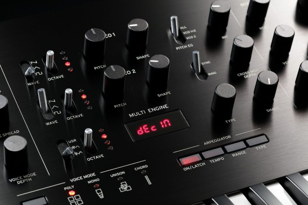 NAMM 2018: Korg Announces Prologue and Volca Mix